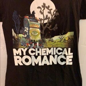My chemical romance band shirt